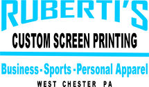 RUBERTI'S CUSTOM SCREEN PRINTING 